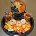 Witch & Moon Tissue Centerpiece - 01550